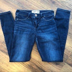 Abercrombie kids 11/12 skinny jean jeggings